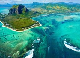 ЕКЗОТИЧНА ПОЧИВКА <br>остров МАВРИЦИЙ<br>СЛЪНЦЕ, СУПЕР ПЛАЖОВЕ ЗА РЕЛАКС И ГМУРКАНЕ ПРЕЗ ЗИМАТА ! <br>СРЕДНА ТЕМПЕРАТУРА ОКОЛО 25-30 градуса<br>Насладете се на едни от най-прекрасните плажове и рифове на света !